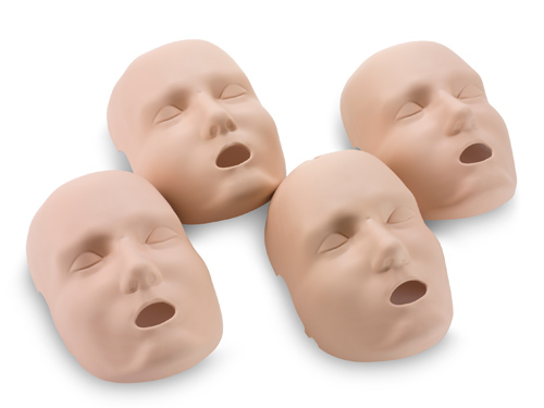 Adult Face Medium Skin 4 Pack
