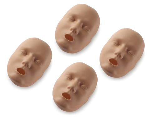 Adult Face Dark Skin 4 Pack