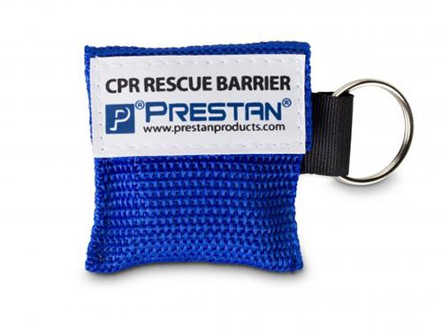 Prestan CPR Rescue Barrier Keychain Single