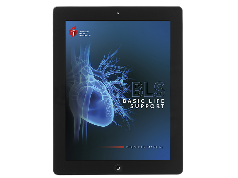20-2803 IVE Basic Life Support (BLS) Provider Manual eBook