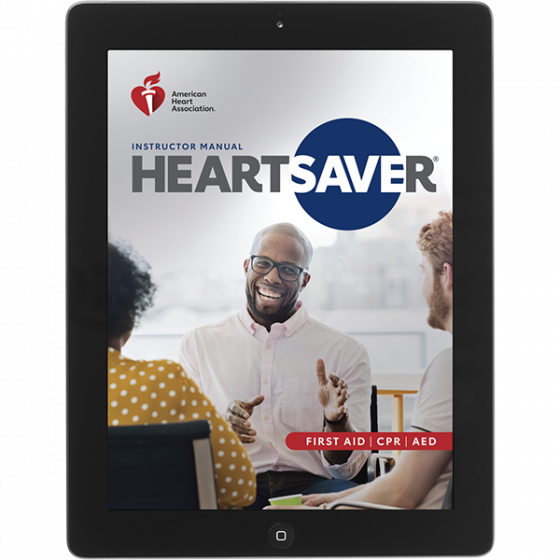 20-2810 IVE Heartsaver® First Aid CPR AED Instructor Manual eBook