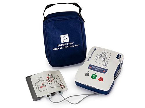 Prestan AED UltraTrainer™ Single  English/ Arabic