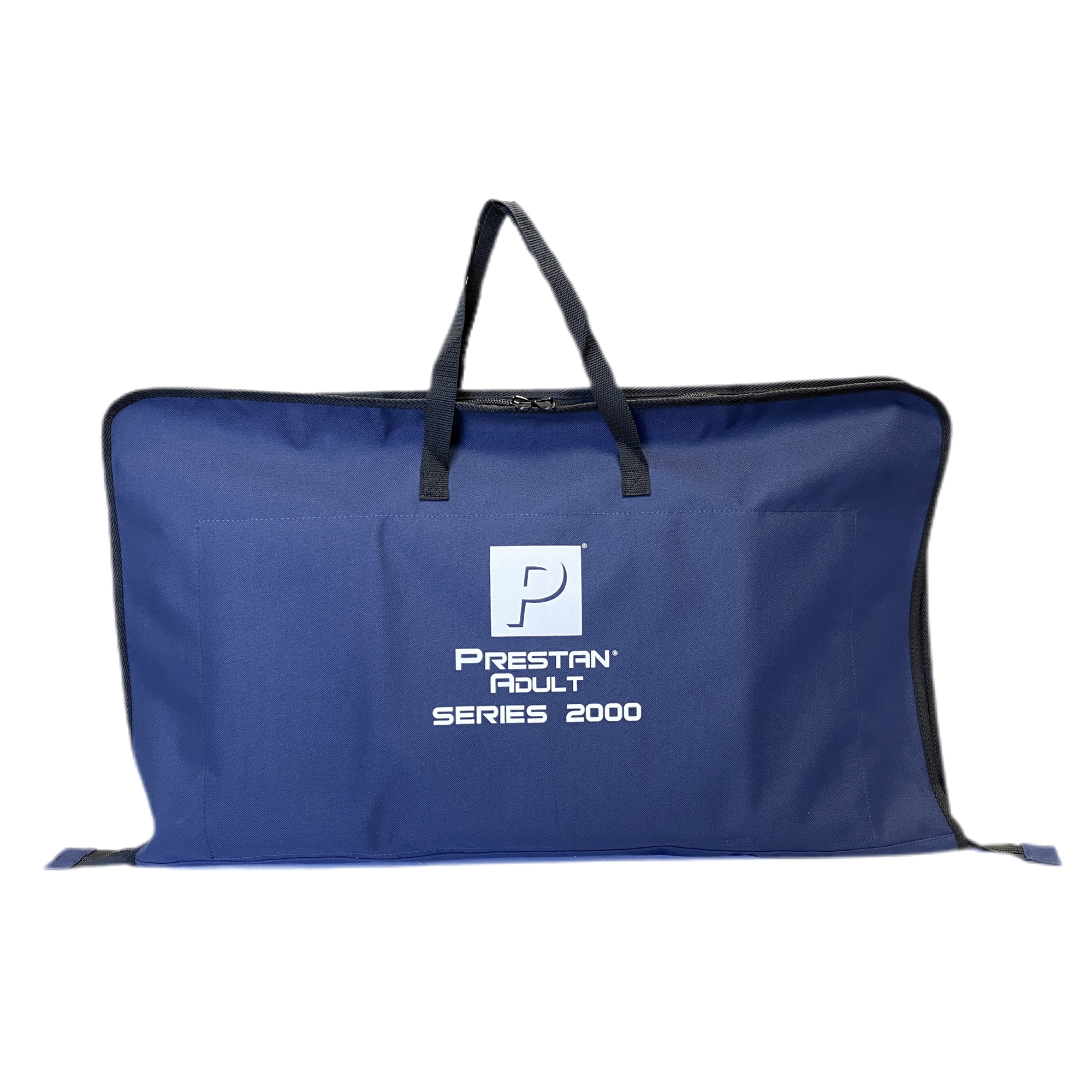 Blue Carry Bag for the PRESTAN Professional Adult Series 2000 Manikin Single.
