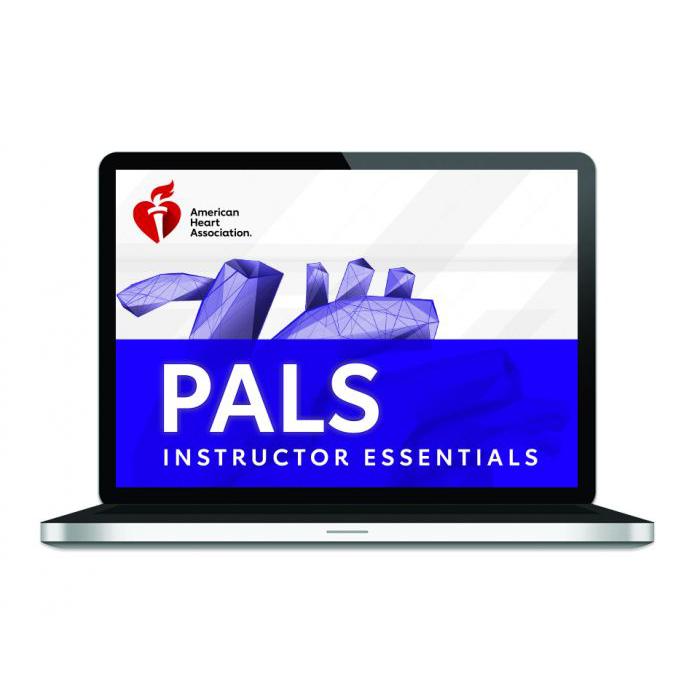 20-1417 Pediatric Advanced Life Support (PALS) Instructor Essentials Online